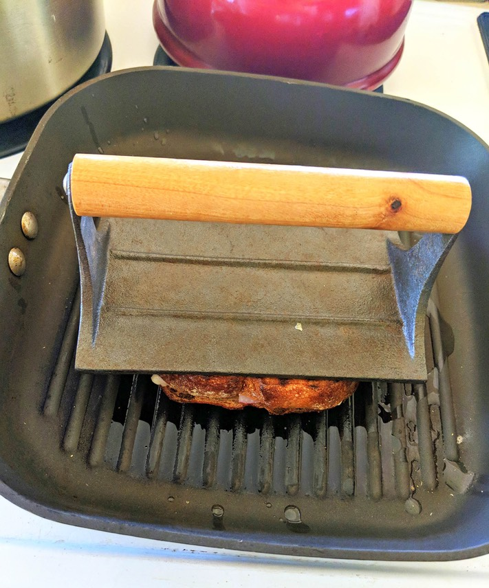 3 New York Style Deli Griddled  Sandwich Press and Grill