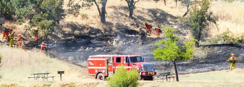 6.22.17 Steele Canyon Camper Fire