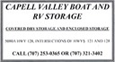 Capell Boat Storage