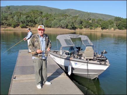 My First Fishing Trip on Lake Berreyssa   Lake Berryessa News