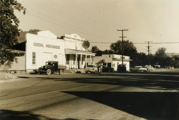 Cook Store 1956