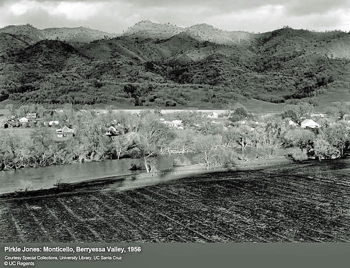 Monticello Berryessa Valley 1956