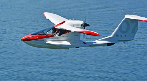 Peter in ICON A5